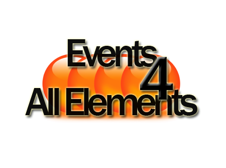 Events 4 all Elements